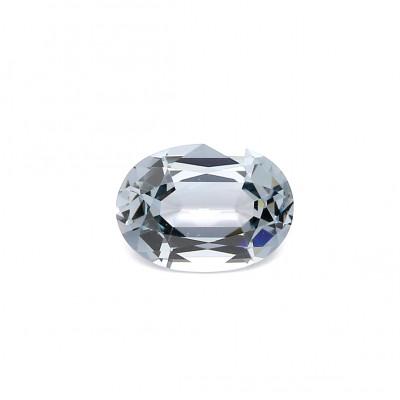 1.61克拉浅色EC1椭圆形英国尖晶石