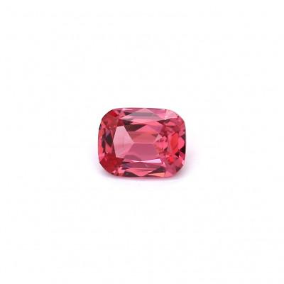0.90克拉亮色VI1垫形坦桑尼亚尖晶石